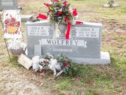 Lola <i>Perry</i> Wolfrey