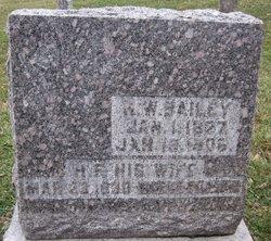 H. F. Bailey