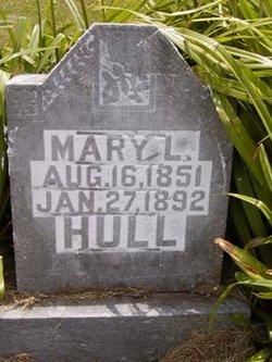 Mary Lucinda <i>Mowre</i> Hull