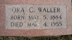 Ora C. Waller