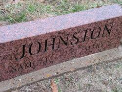 Mary Susan <i>Gober</i> Johnston