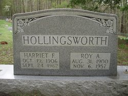 Roy Albert Hollingsworth