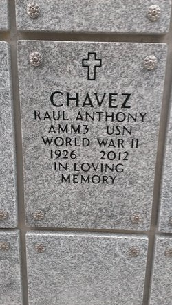 Raul Anthony Chavez