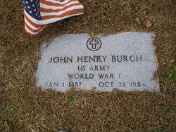 John Henry Burch