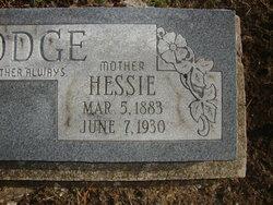Hester Hessie <i>Dennis</i> Dodge