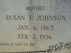 Susan Florence <i>Johnson</i> Allen