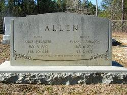 Amos Sylvester Allen