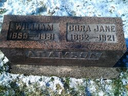 Cora Jane <i>Bigelow</i> Adamson