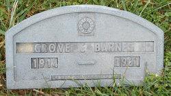 Grover E. Barnes