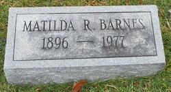Matilda R. <i>Rogers</i> Barnes