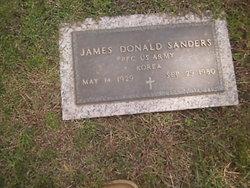 James D. Sanders