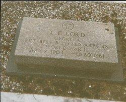 Charlie Lee <i>L. C.</i> Lord, Jr