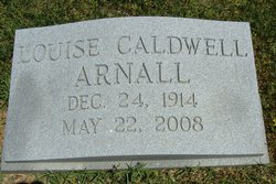 Louise <i>Caldwell</i> Arnall