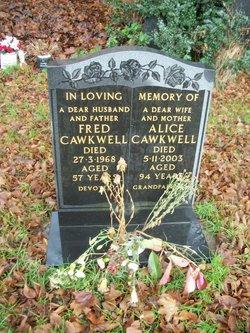 Alice Cawkwell