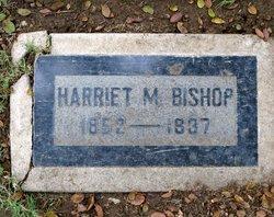 Harriett M <i>Voorheis</i> Bishop