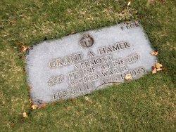 Sgt Grant A Hamer