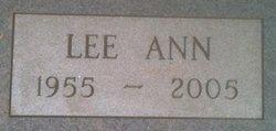 Lee Ann Rickey