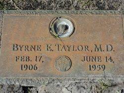 Dr Byrne Evans Taylor