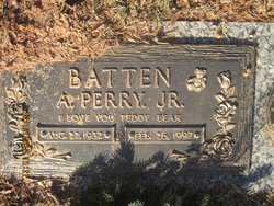 A Perry Batten, Jr