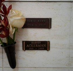 Harvey L. Ackerman