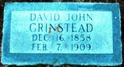 David John Grinstead