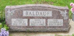 Ruth C Baldauf
