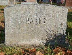 Gertrude M <i>Gionet</i> Baker