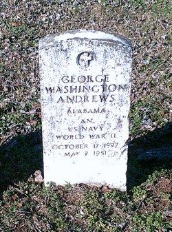 George Washington Andrews