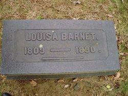 Louisa <i>Berlin</i> Barnet