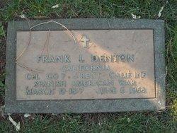 Frank Loveridge Denton