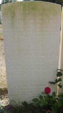 Lieutenant George DeWolf