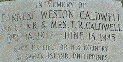 Earnest Weston Caldwell