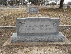 Elsie Dora <i>Ivey</i> Honeycutt