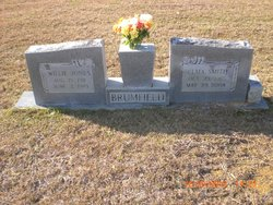 Willie Jones Brumfield