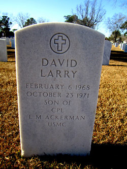 David Larry Ackerman