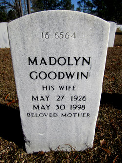 Madolyn Goodwin Ainsworth