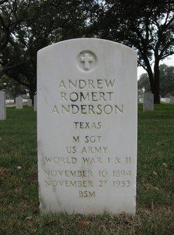 Andrew Romert Anderson