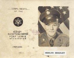 Merlyn Glenn Bradley