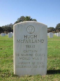 Hugh McFarland