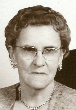 Esther Inez Essie <i>Franklin</i> Farmer