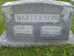 Harry Robert Bartleson, Sr