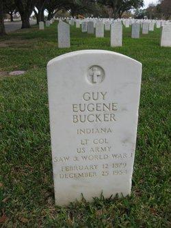 Guy Eugene Bucker