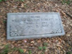 William K Roberts