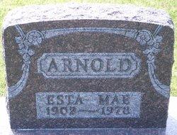 Esta Mae <i>Richardson</i> Arnold