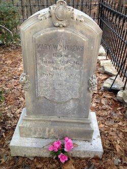 Mary Winifred <i>Ansley</i> Andrews