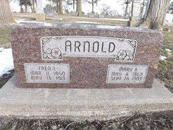 Mary B <i>Brown</i> Arnold