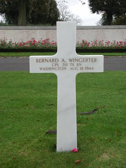 Corp Bernard A Wingerter