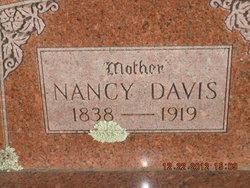 Nancy <i>Wood</i> Davis