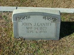 John J Cantey