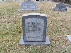 Jerry Lee Garland